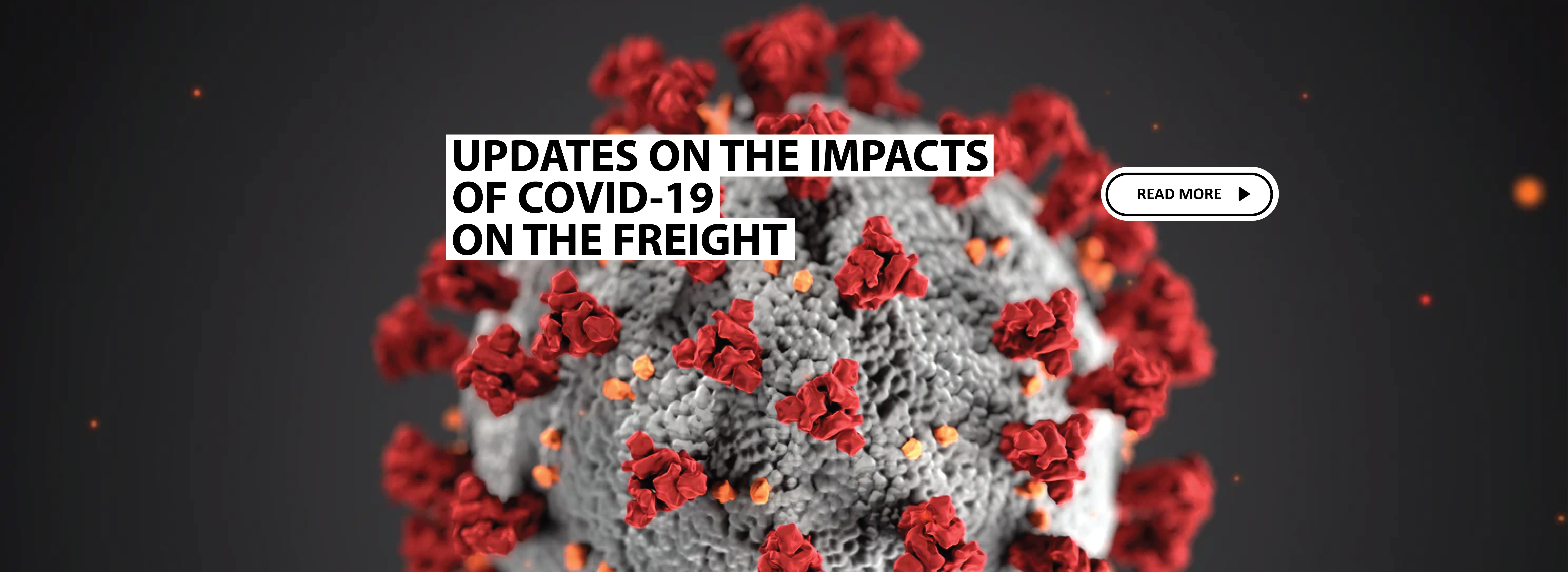 COVID-19 freight impact updates