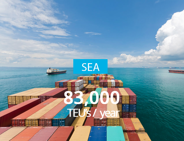 Bansard sea freight