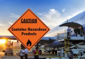 Transport aérien: les matières dangereuses