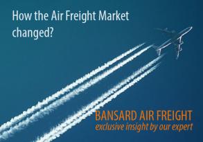 Comment le marché du fret aérien est-il en train d'évoluer? Regard exclusif de l'un de nos experts!