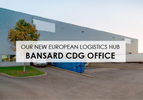 Merger of CDG and Garonor Warehouses into one new European Bansard logistics hub in CDG.