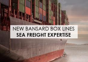 New Bansard Box lines: USA>France & Europe/Asia>Morocco