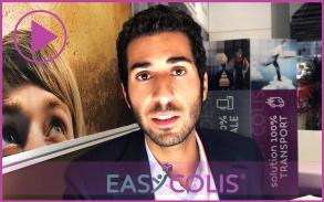 EasyColis®, the ecommerce company solution, by Alain Sebban CEO of CrossLog International.