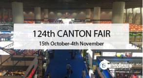 Bansard Team at the heart of the Canton Fair
