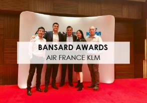 Another major Award for Bansard International Air freight team !