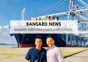 Bansard Vietnam visits the MARCO POLO!