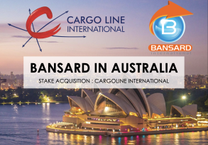 Bansard enters the Australian market through the acquisition of a stake in Cargoline