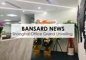 Notre bureau de Shanghaï, siège Asie-Pacifique, fait peau neuve !