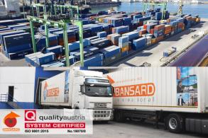 Renewal of ISO 9001-certification for Bansard Morocco