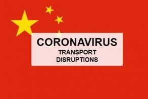新型冠状病毒对中国运输业的影响