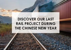 Solution de transport Ferroviaire Chine > France