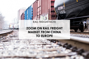Zoom on Rail market from China to Europe