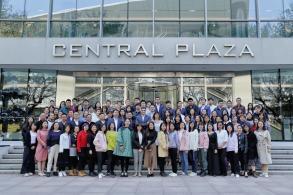 公司活动: 2021年利斯中国年会