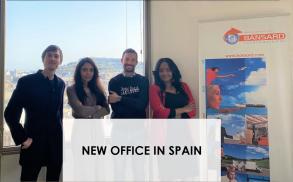 利斯国际西班牙的新办公室