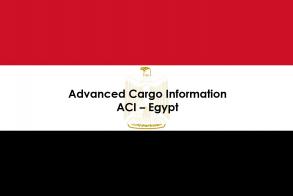 ACI - Egypte New Law