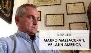 Interview with Mauro Mazzacurati, Vice President Latin America
