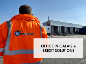 New office in Calais