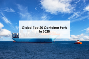 Global Top 20 Container Ports in 2020