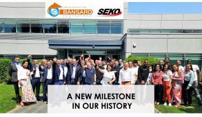 Bansard International joins SEKO Logistics!
