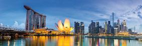 Nouvelle implantation à SINGAPOUR !