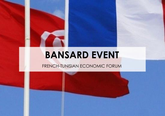 Franco-Tunisian Economic Forum at the Senate in Paris