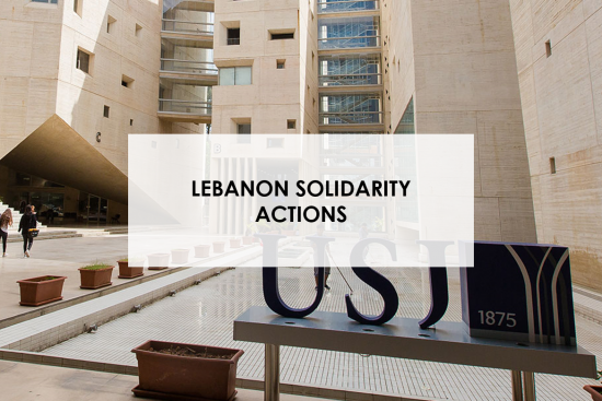 黎巴嫩:利斯国际在行动