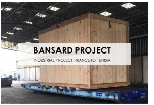 PROJECT: Industrial/Aero Project from France to Tunisia