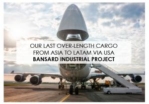 运输项目:中国至拉丁美洲的超长货运输